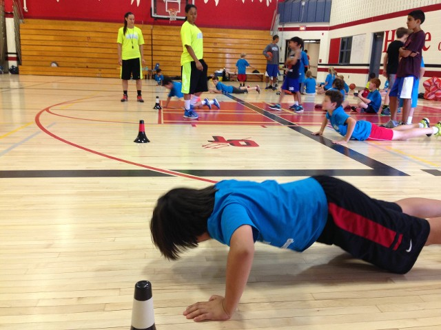 Kid Training With Our Sports Training Program in Oakville, ON