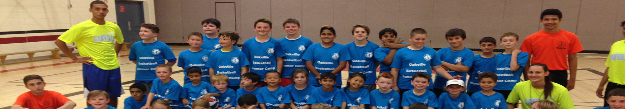 Children Who Enjoy Our Youth Basketball Training in Oakville, ON
